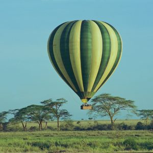 """HOT Air Balloon"" 3 Day SERENGETI Safari"